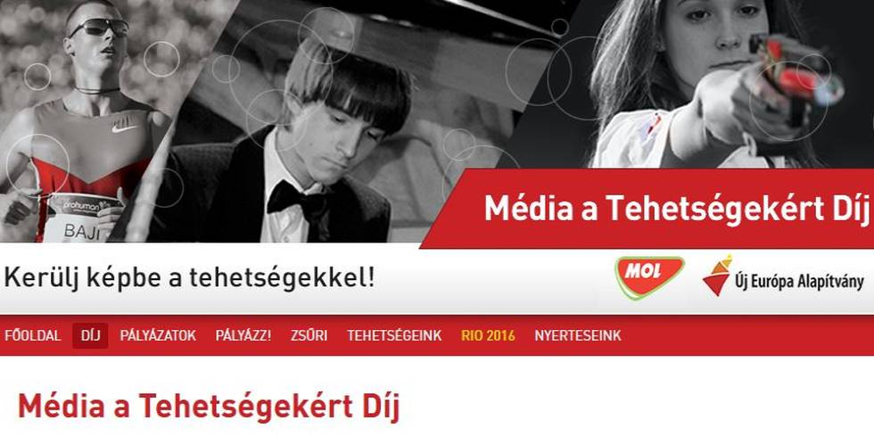 media-a-tehetsegert